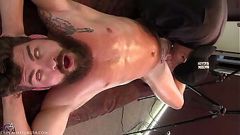 Straight guy can't get enough of my fingers probing his prostate